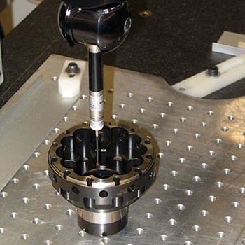 CMM Part Inspection